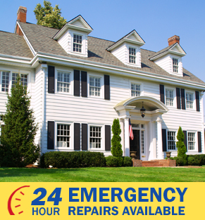 24 Hour Emergency Repairs Available in Parkville, MD
